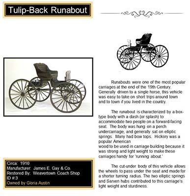 Tulip-Back Runabout
