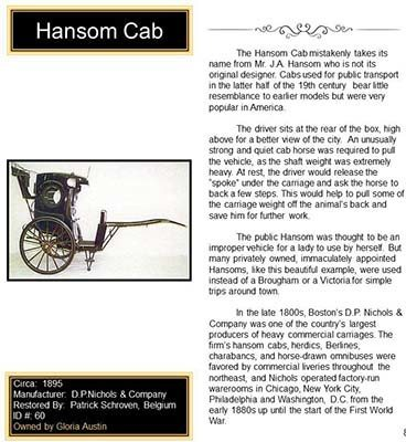 carriage83