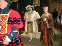 Dinner with Henry VIII