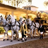 Golden Carriage of the Austrian Emperor in Florida