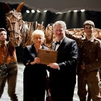 War Horse Wins Awards in the USA and United Kingdom
